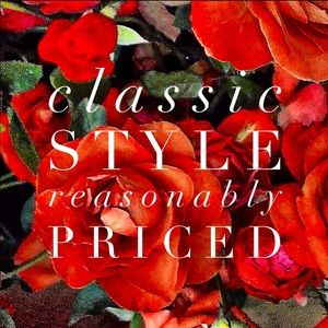 Classic Timeless Style - Reasonably Priced